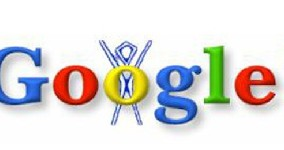 Burning Man   First Doodle of Google